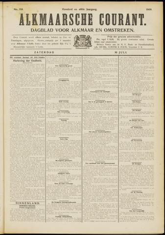 Alkmaarsche Courant 1909-07-10