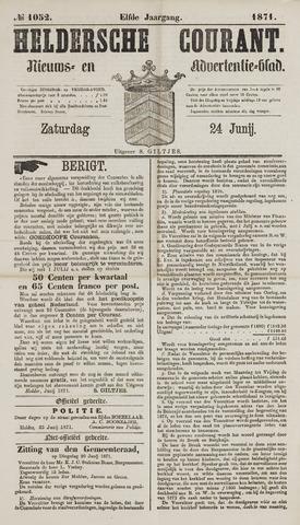 Heldersche Courant 1871-06-24