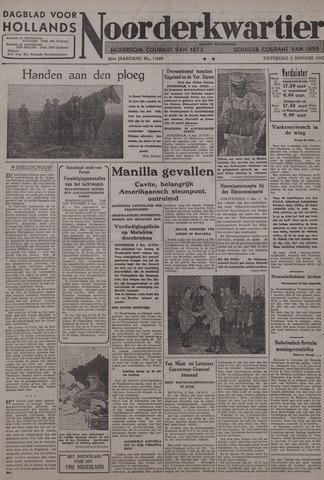 Dagblad voor Hollands Noorderkwartier 1942-01-03