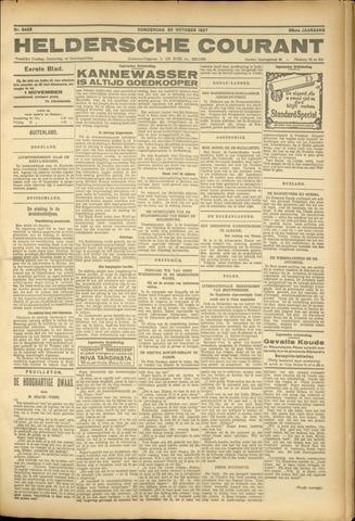 Heldersche Courant 1927-10-20