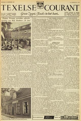 Texelsche Courant 1957-09-25