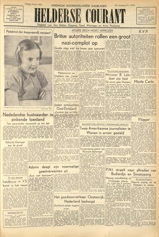Heldersche Courant 1953-01-16