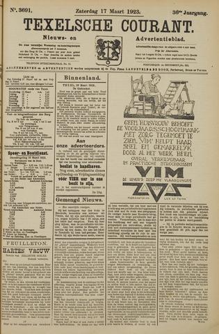 Texelsche Courant 1923-03-17