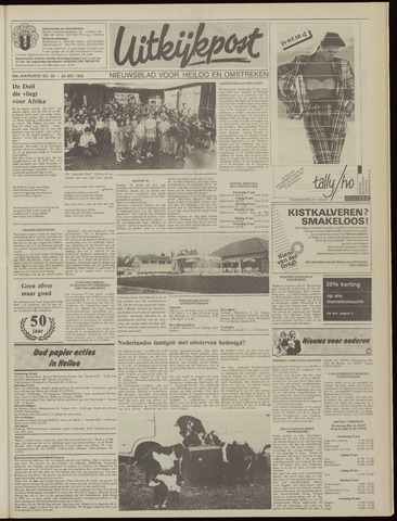 Uitkijkpost : nieuwsblad voor Heiloo e.o. 1985-05-22