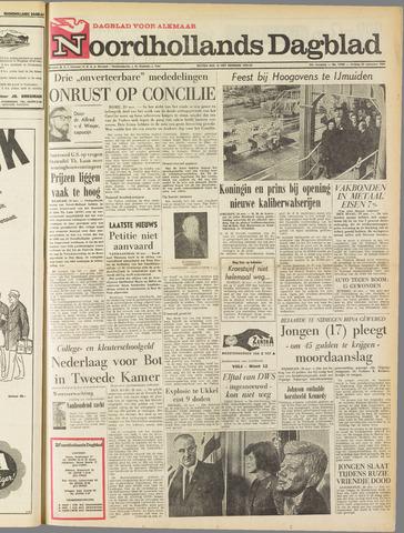 Noordhollands Dagblad : dagblad voor Alkmaar en omgeving 1964-11-20