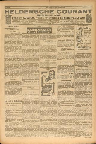 Heldersche Courant 1926-11-13