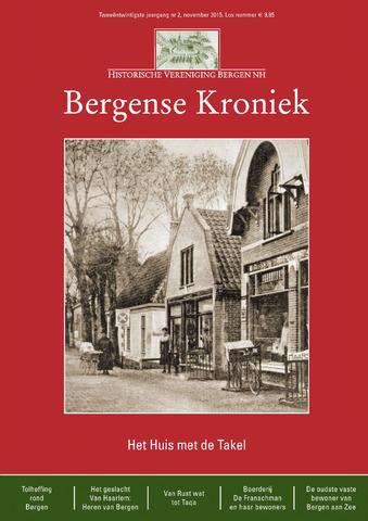 Bergense kroniek 2015-11-01