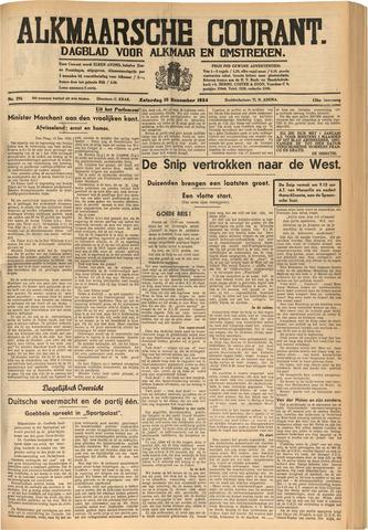 Alkmaarsche Courant 1934-12-15