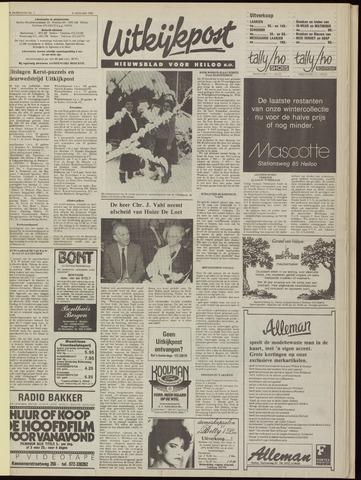 Uitkijkpost : nieuwsblad voor Heiloo e.o. 1985-01-09
