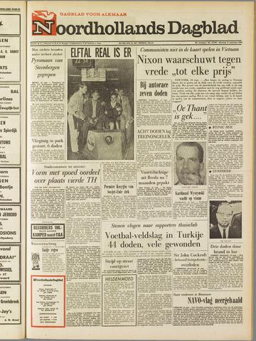 Noordhollands Dagblad : dagblad voor Alkmaar en omgeving 1967-09-18