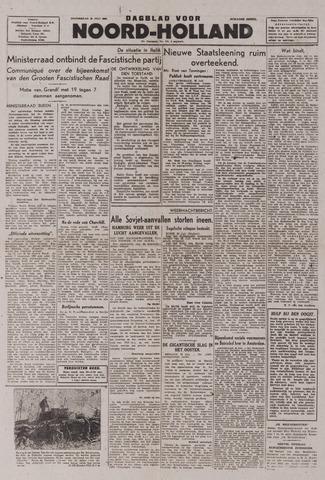 Dagblad Noord-Holland, Schager editie 1943-07-29
