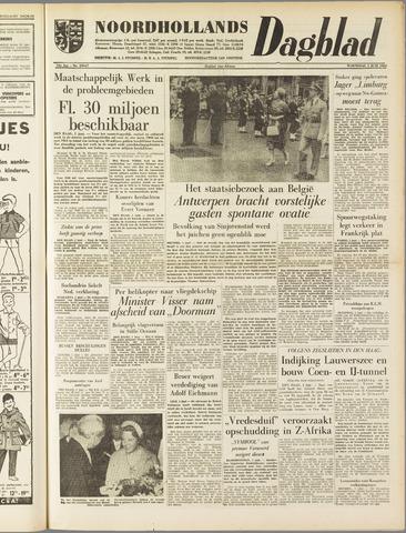 Noordhollands Dagblad : dagblad voor Alkmaar en omgeving 1960-06-01