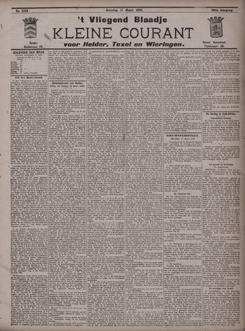 Vliegend blaadje : nieuws- en advertentiebode voor Den Helder 1900-03-17