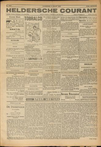 Heldersche Courant 1929-03-21