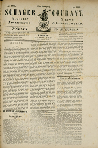 Schager Courant 1883-08-19