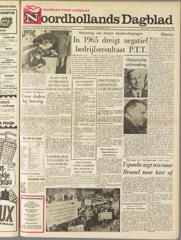 Noordhollands Dagblad : dagblad voor Alkmaar en omgeving 1965-01-15