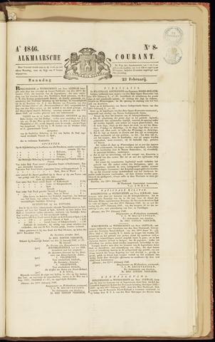 Alkmaarsche Courant 1846-02-23