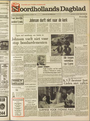 Noordhollands Dagblad : dagblad voor Alkmaar en omgeving 1967-12-05