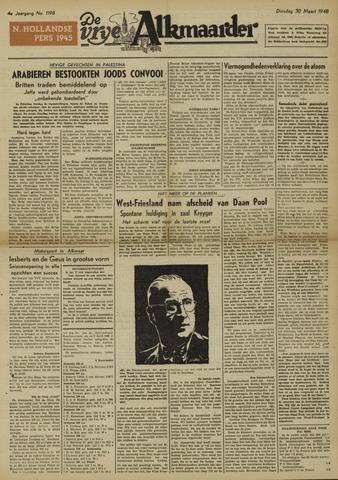 De Vrije Alkmaarder 1948-03-30
