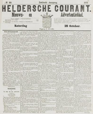 Heldersche Courant 1876-10-28