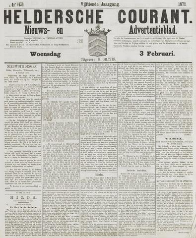 Heldersche Courant 1875-02-03
