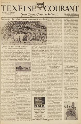Texelsche Courant 1963-07-19