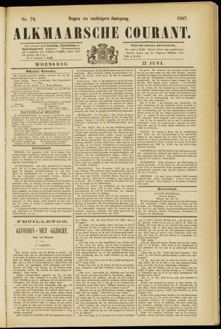 Alkmaarsche Courant 1887-06-22