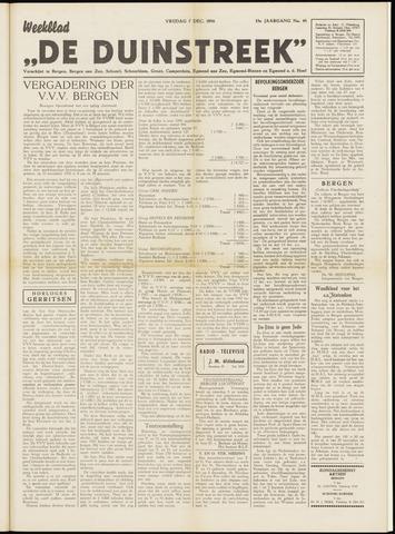 De Duinstreek 1956-12-07