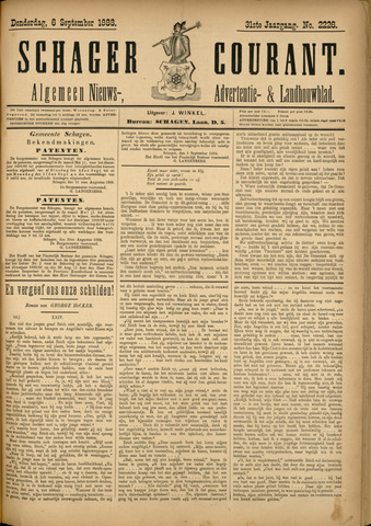 Schager Courant 1888-09-06