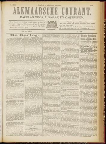 Alkmaarsche Courant 1916-05-15