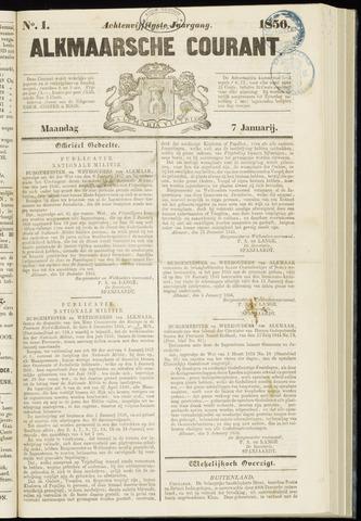 Alkmaarsche Courant 1856-01-07