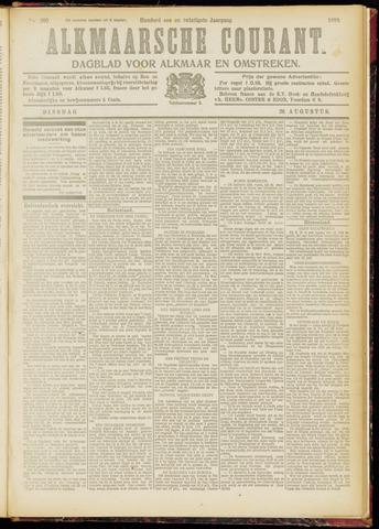 Alkmaarsche Courant 1919-08-26