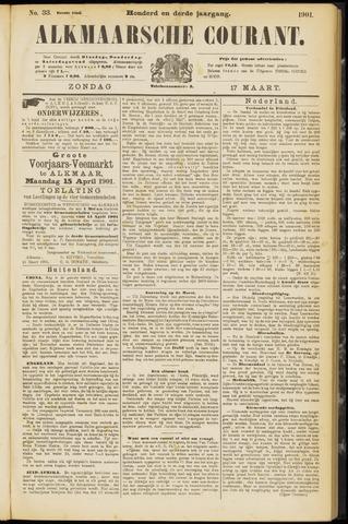 Alkmaarsche Courant 1901-03-17