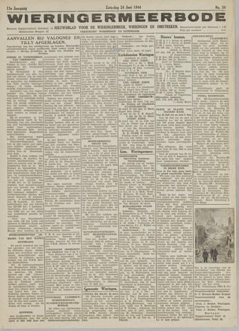 Wieringermeerbode 1944-06-24