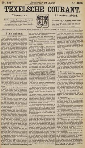 Texelsche Courant 1900-04-19