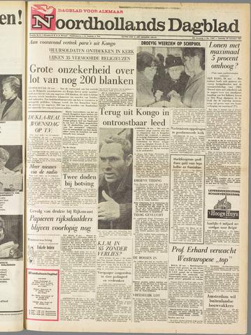 Noordhollands Dagblad : dagblad voor Alkmaar en omgeving 1964-11-28