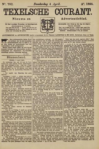 Texelsche Courant 1895-04-04