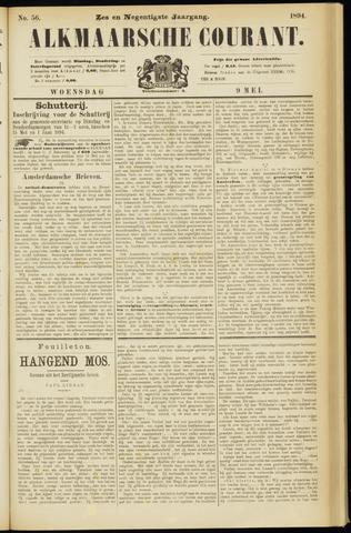Alkmaarsche Courant 1894-05-09