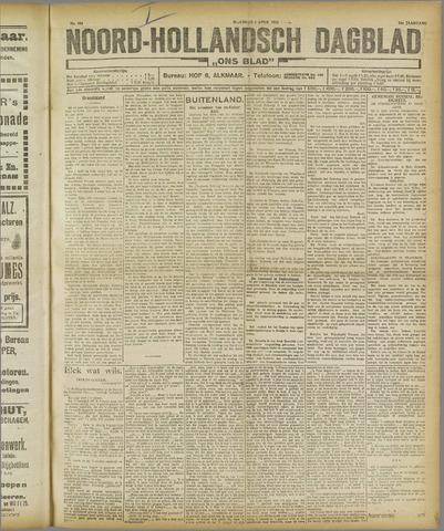 Ons Blad : katholiek nieuwsblad voor N-H 1921-04-04