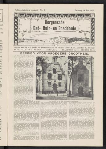 Bergensche bad-, duin- en boschbode 1937-06-19