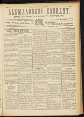 Alkmaarsche Courant 1917-05-29