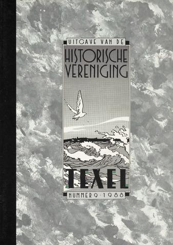 Uitgave Historische Vereniging Texel 1988-12-01