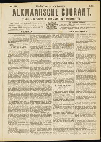 Alkmaarsche Courant 1905-12-29