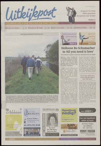 Uitkijkpost : nieuwsblad voor Heiloo e.o. 2005-11-09