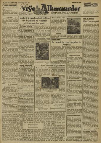 De Vrije Alkmaarder 1946-04-20