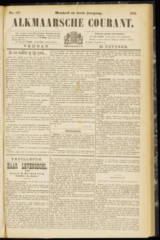 Alkmaarsche Courant 1901-10-25