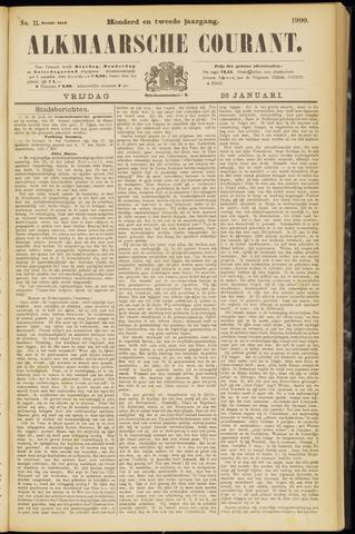Alkmaarsche Courant 1900-01-26