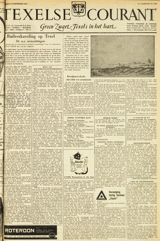 Texelsche Courant 1956-09-19