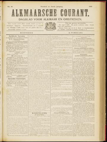 Alkmaarsche Courant 1908-02-12