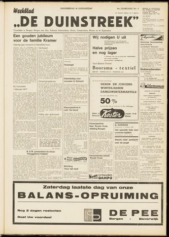 De Duinstreek 1967-01-26